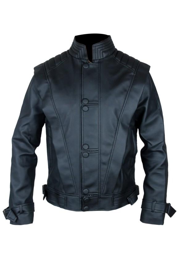 Michael Jackson Black Thriller Costume Flesh Jacket