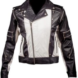 Michael Jackson Pepsi Leather Jacket Flesh Jacket