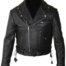 Kids Terminator 2 leather jacket