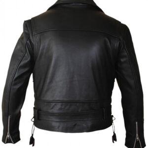Terminator 2 leather jacket flesh jacket