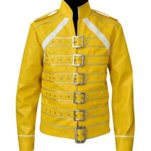 freddie mercury yellow jacket flesh jacket 1