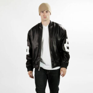 8 ball bomber jacket