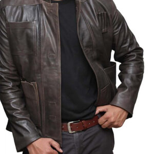 Han Solo Jacket front