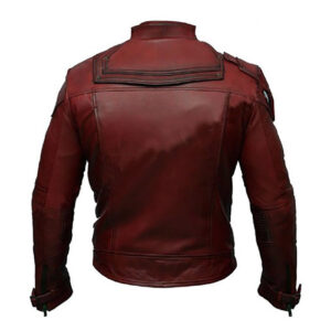 star lord jacket back
