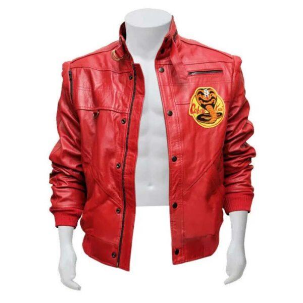 cobra kai jacket