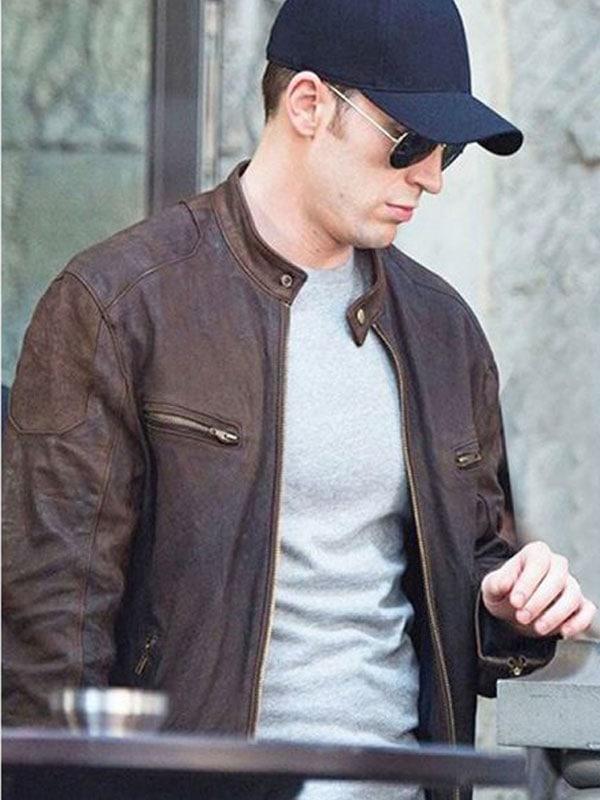 Chris Evans Jacket